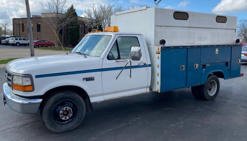FORD F350 1997 price $7,499