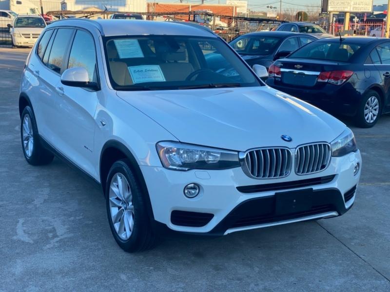 BMW X3 2015 price $14,490