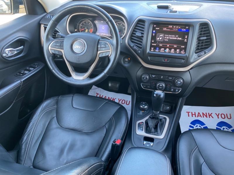 Jeep Cherokee 2014 price $11,995