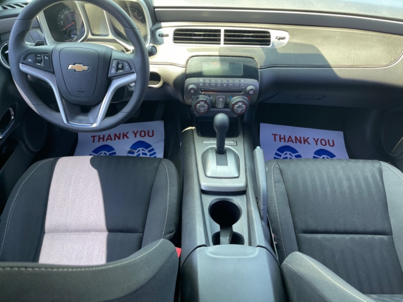 Chevrolet Camaro 2015 price $14,995