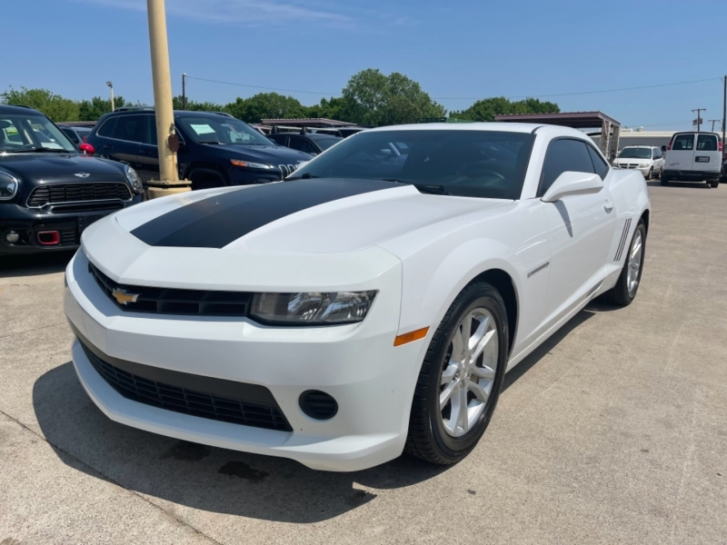 Chevrolet Camaro 2015 price $14,990