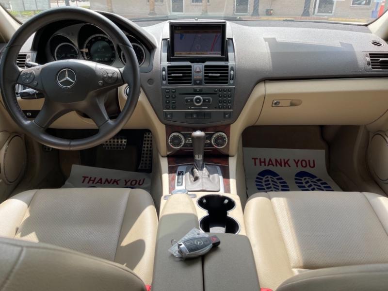 Mercedes-Benz C-Class 2010 price $11,990