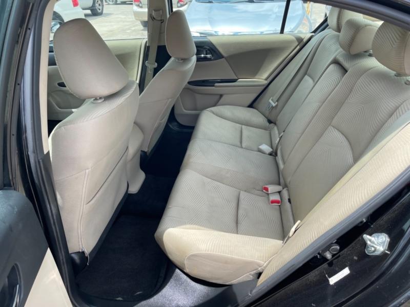 Honda Accord Sedan LX 2014 price $12,990
