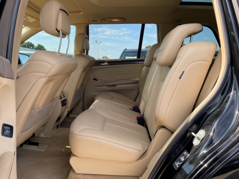 Mercedes-Benz GL-Class 2012 price $16,690