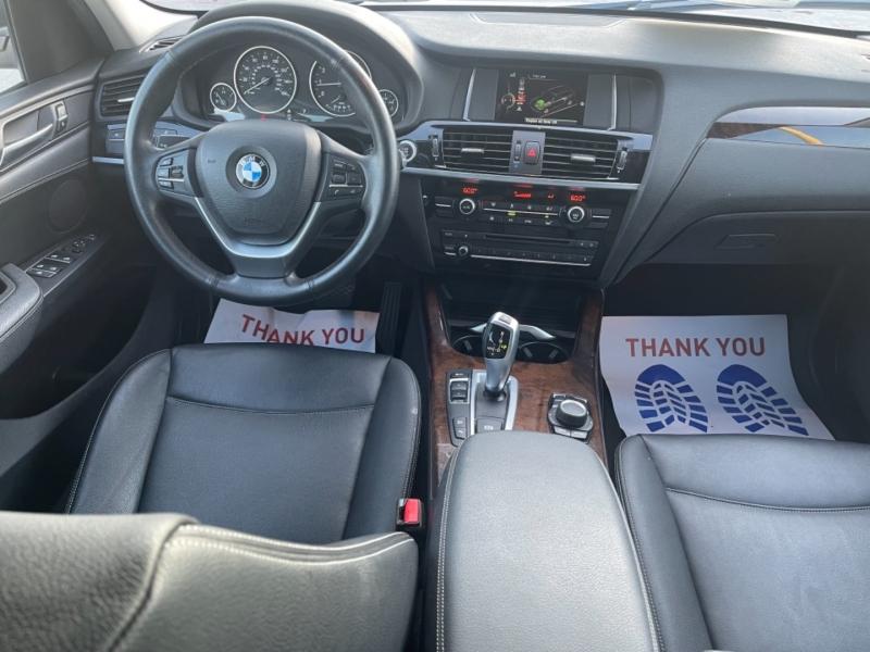 BMW X3 2015 price $18,490