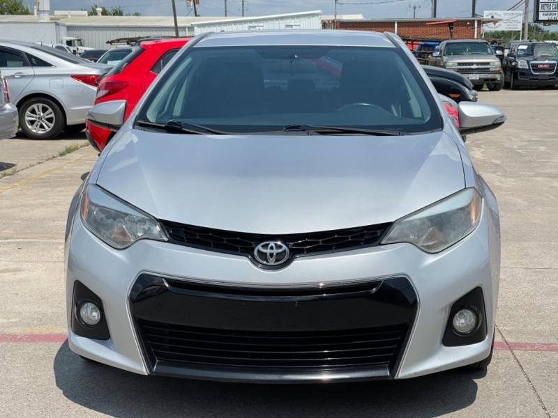 Toyota Corolla 2016 price $14,480