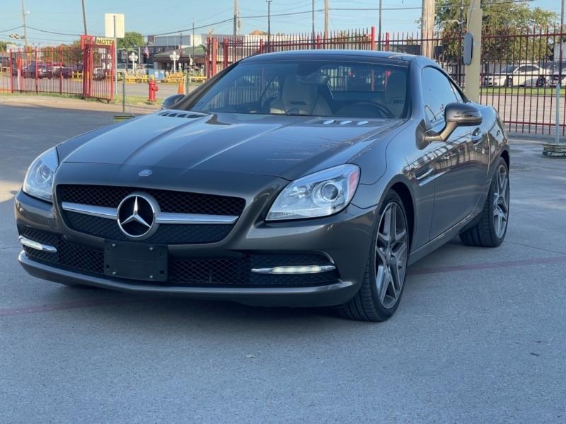 Mercedes-Benz SLK-Class 2012 price $19,990