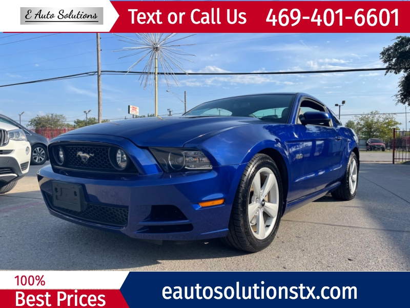 Ford Mustang 2013 price $21,990