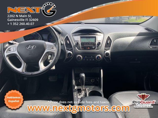 Hyundai Tucson 2011 price $7,300