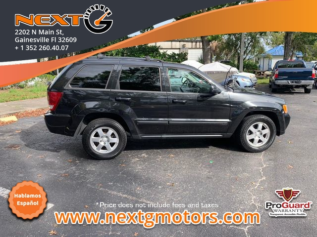 Jeep Grand Cherokee 2009 price $5,700