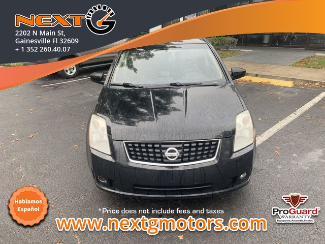 Nissan Sentra 2008 price $4,150