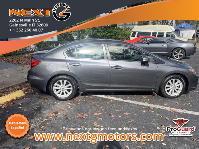 Honda Civic 2012 price $5,600