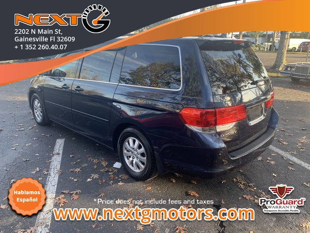 Honda Odyssey 2009 price $6,499