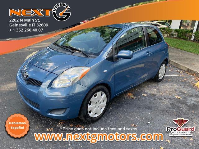 Toyota Yaris 2010 price $3,999