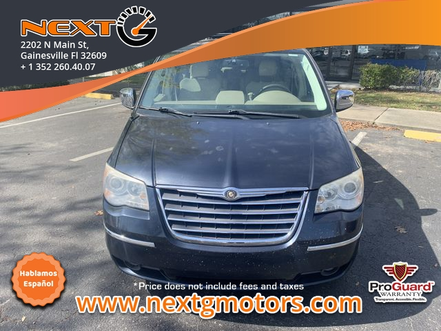 Chrysler Town & Country 2008 price $6,400