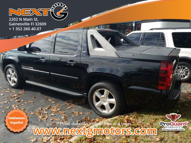 Chevrolet Avalanche 2007 price $9,500