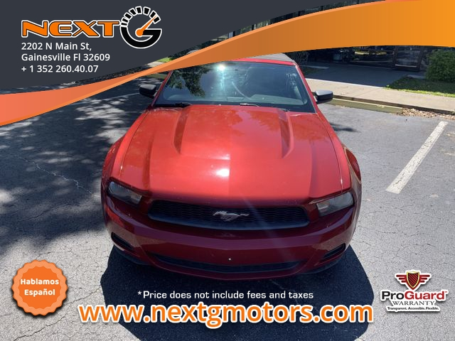 Ford Mustang 2010 price $6,500