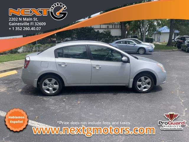 Nissan Sentra 2008 price $3,500