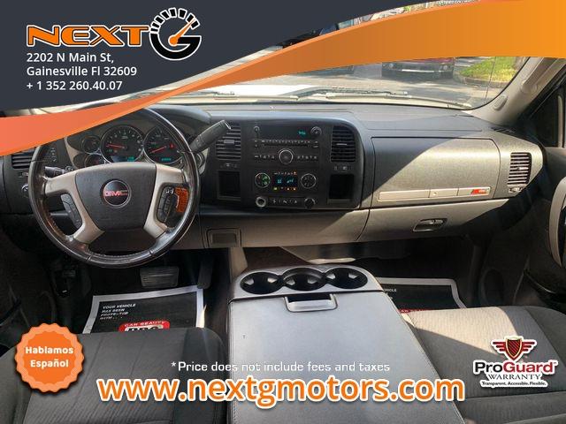 GMC Sierra 1500 Crew Cab 2010 price $13,500