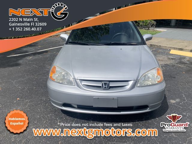 Honda Civic 2001 price $2,900