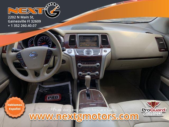 Nissan Murano 2012 price $8,450