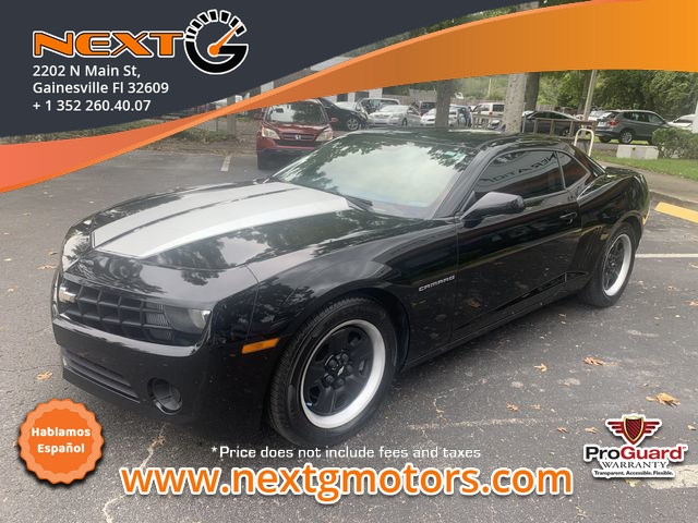 Chevrolet Camaro 2012 price $8,700