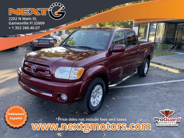 Toyota Tundra Double Cab 2006 price $11,000