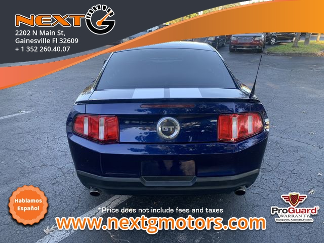Ford Mustang 2010 price $12,499