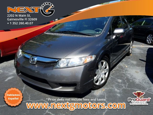 Honda Civic 2009 price Call for Pricing.