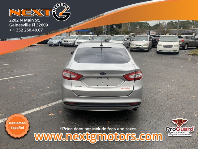 Ford Fusion 2016 price $8,750