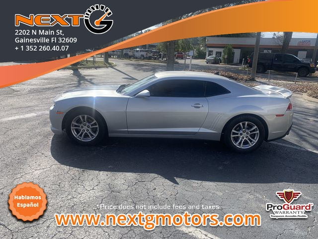 Chevrolet Camaro 2014 price $11,995