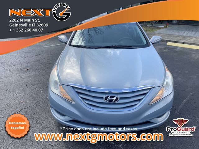 Hyundai Sonata 2011 price $7,200