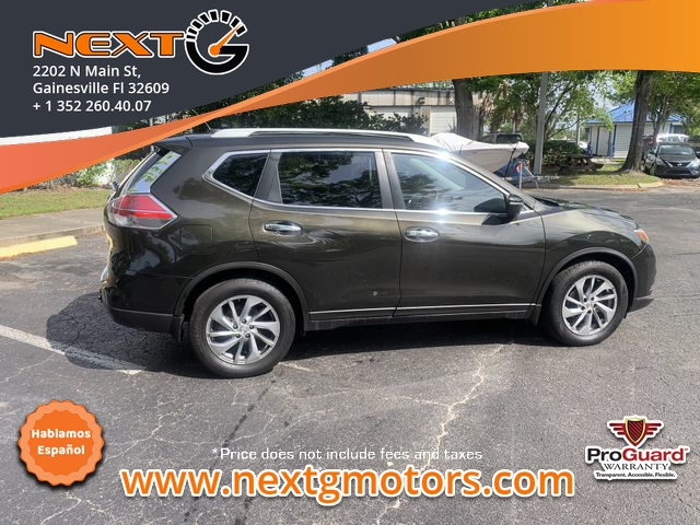 Nissan Rogue 2014 price $10,200