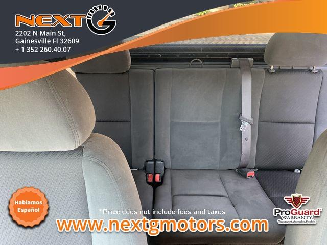 Chevrolet Silverado 1500 Extended Cab 2009 price $13,950