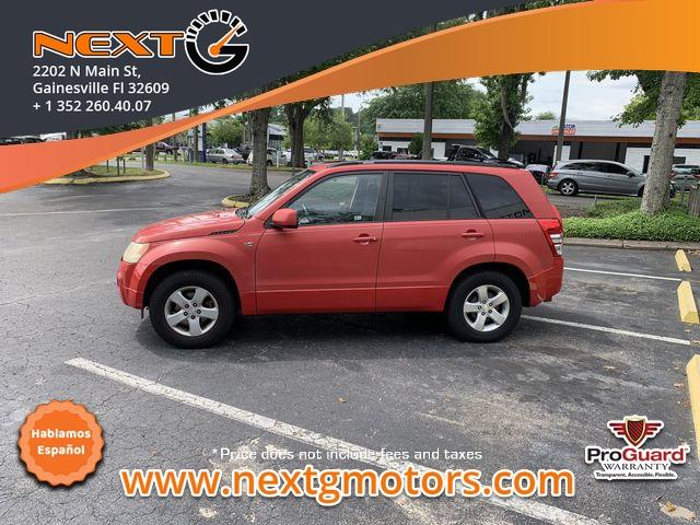 Suzuki Grand Vitara 2006 price $5,500