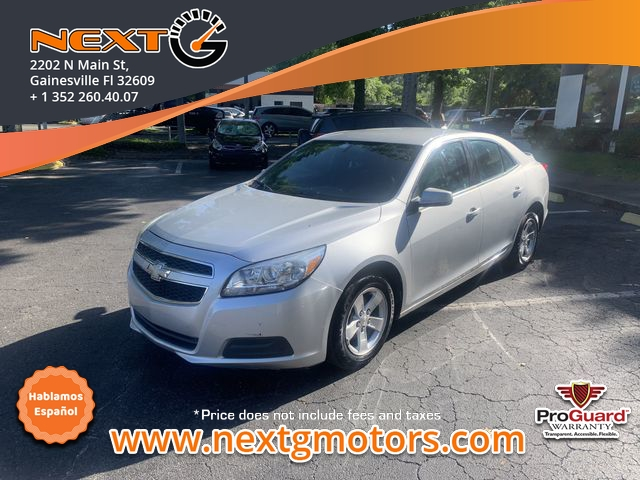 Chevrolet Malibu 2013 price $9,300