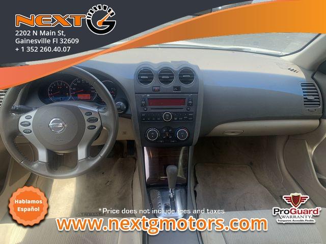 Nissan Altima 2011 price $7,200