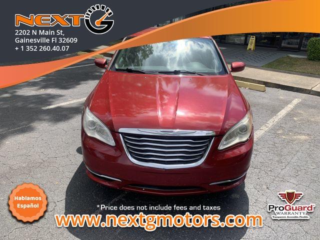 Chrysler 200 2013 price $6,750