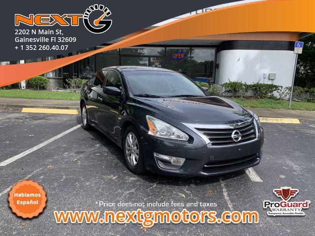 Nissan Altima 2014 price $10,750