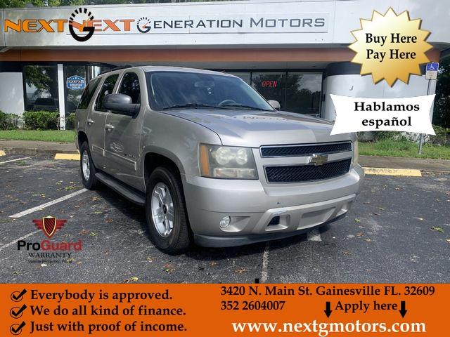 Chevrolet Tahoe 2009 price $13,500