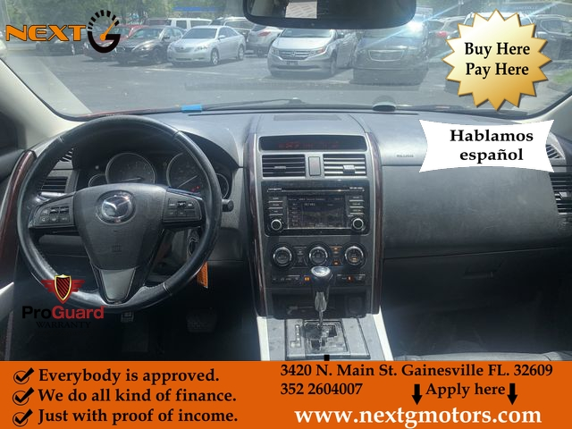 MAZDA CX-9 2013 price $12,950