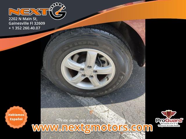 Hyundai Santa Fe 2008 price $7,100