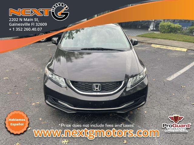 Honda Civic 2013 price $10,900