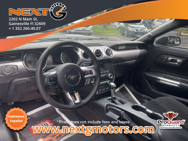 Ford Mustang 2016 price $19,500