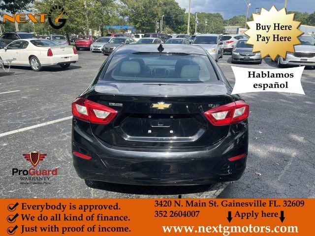 Chevrolet Cruze 2016 price $10,750
