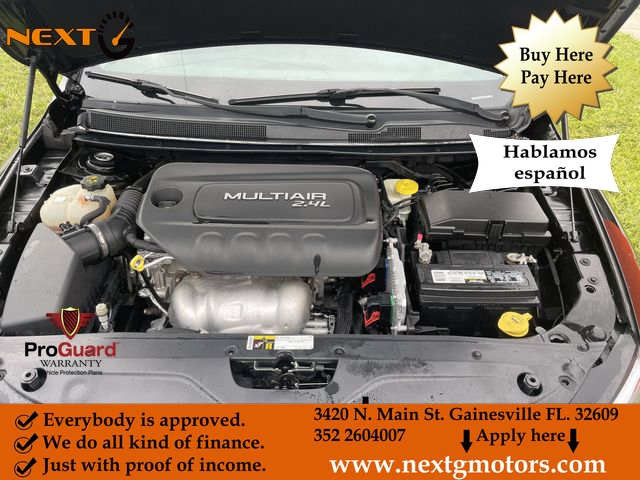 Chrysler 200 2016 price $12,500