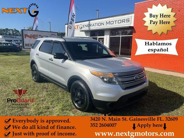Ford Explorer 2014 price $15,100