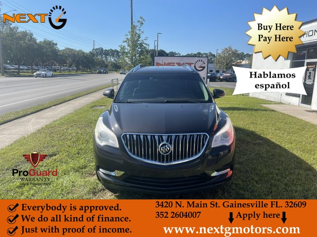 Buick Enclave 2013 price $14,600
