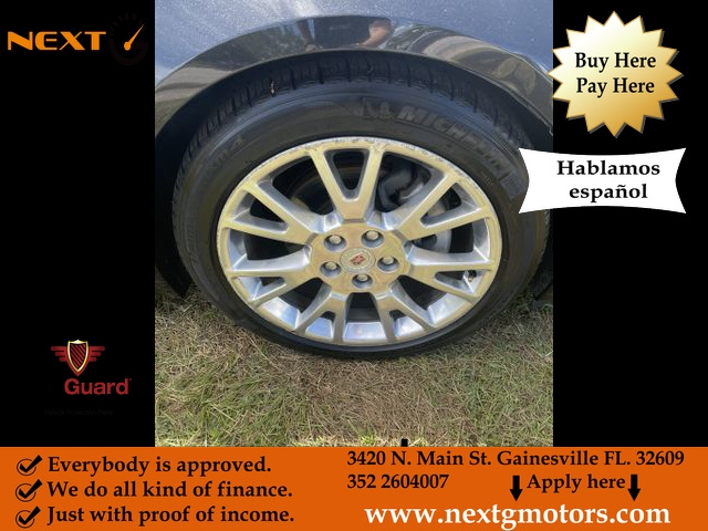 Cadillac CTS 2012 price $13,900