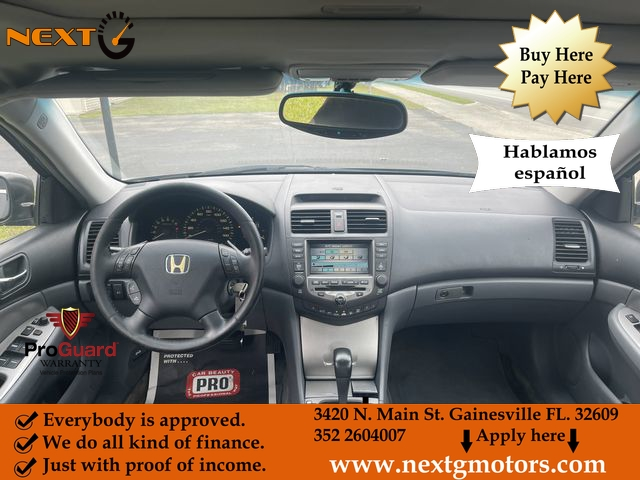 Honda Accord 2007 price $4,000